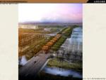 【江苏】睢宁县红叶路沿线景观规划设计