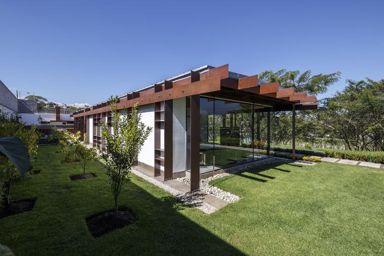 厄瓜多尔隐形边界的住宅-4