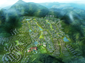 [浙江]绿城金基桃李春风小镇规划设计方案