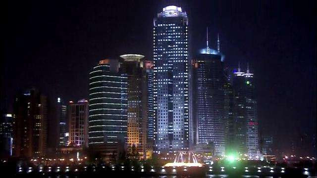 某大厦夜景照明工程施工组织设计方案
