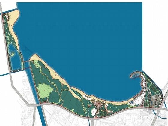 [山东]自然生态滨海地带概念性城市设计方案(北京著名景观设计公司)