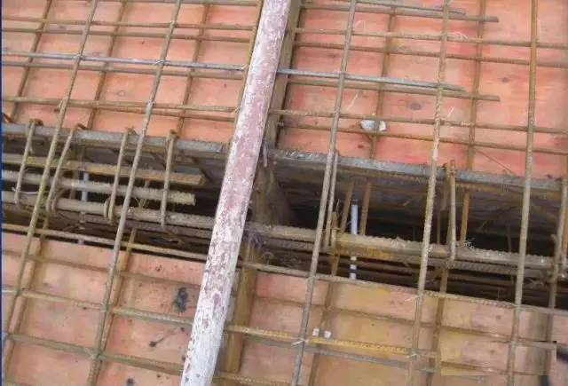 钢筋绑扎与安装质量通病防治措施