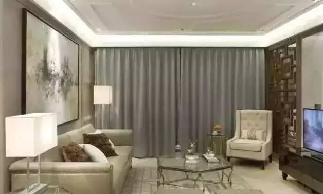 窗帘与家具的色彩搭配_2