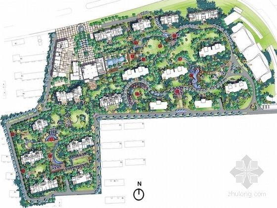[合肥]大隐于境概念住宅区景观设计方案(独家原创)