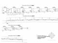 [福建]国道一期工程挡墙标准图126张(含计算书)