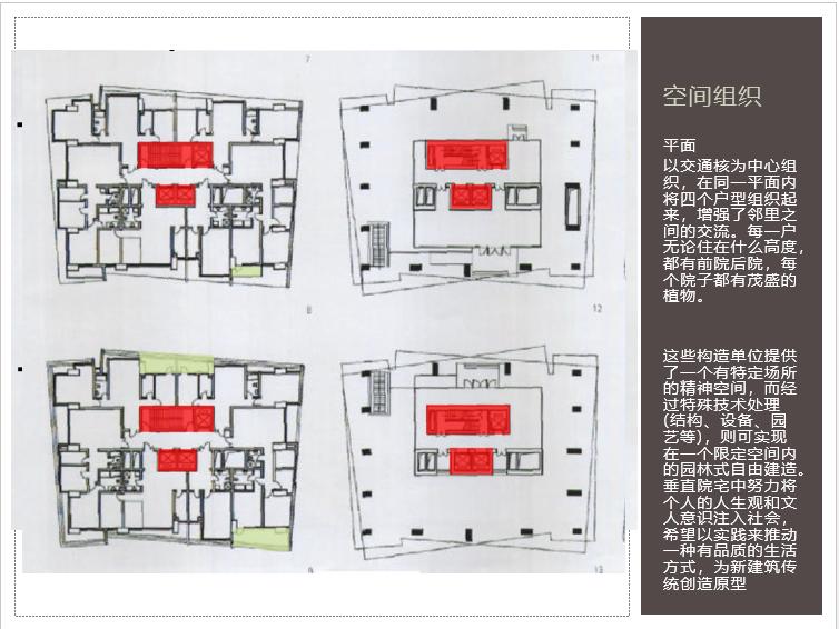 集合住宅设计案例分析