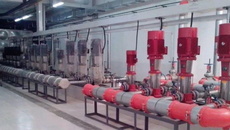消防给水系统分区供水的三种形式