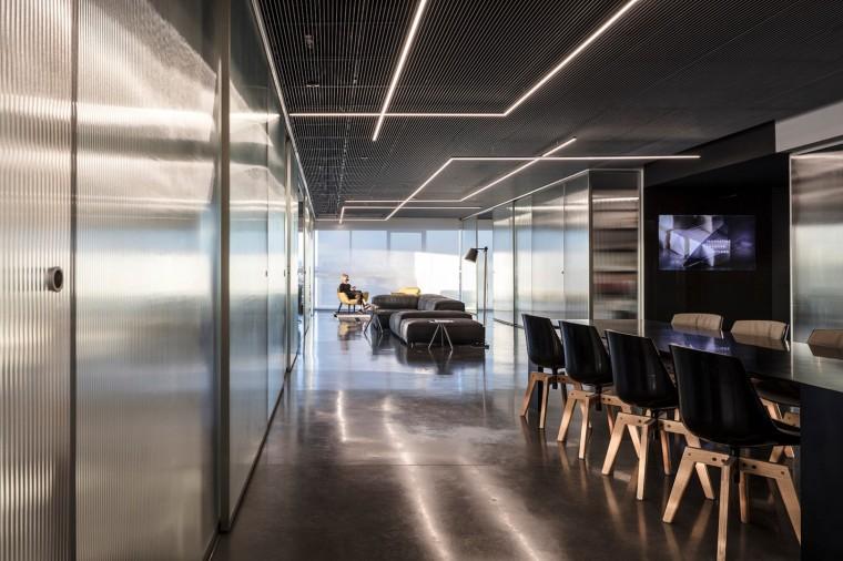 Basix灵活且动态的总部办公室-3