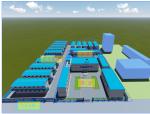 莱安中心项目临建设施标准化实施策划