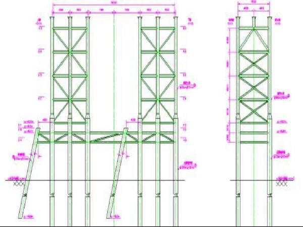 钢箱梁顶推施工组织设计