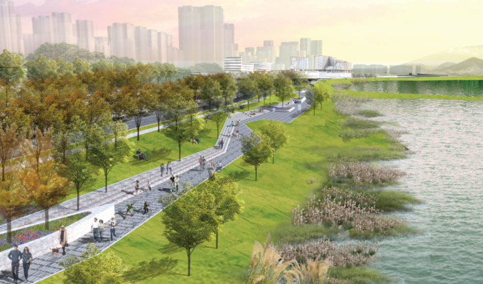 [四川]滨江生态廊道城市湿地公园景观规划设计方案_7