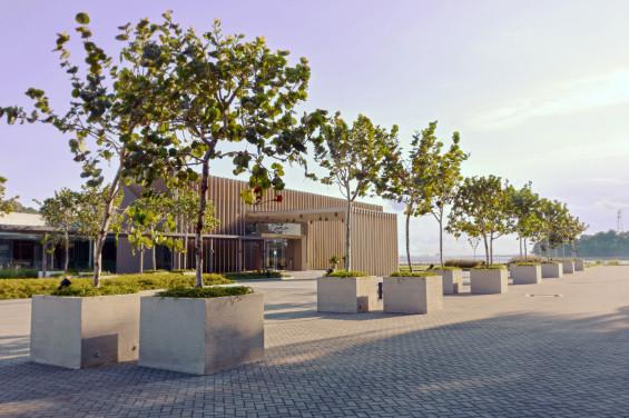 新加坡吉宝湾丽珊景住宅景观设计_12