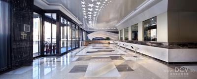 西安金融机构设计-洛川鼎信投资管理公司办公室_2