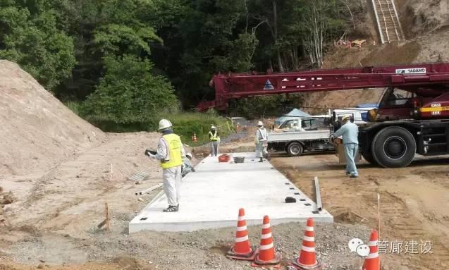 地下综合管廊预制构件生产