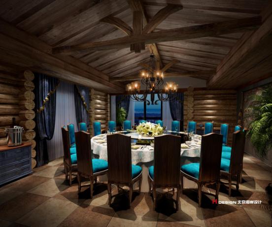 归本主义设计作品—内蒙古东方酒店设计案例_5