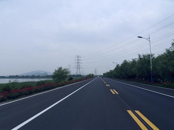 交通土建路桥方向二级公路毕业设计论文(共66页)