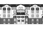 [宁夏]多层框架剪力墙结构住宅小区施工图(含全专业图及效果图)