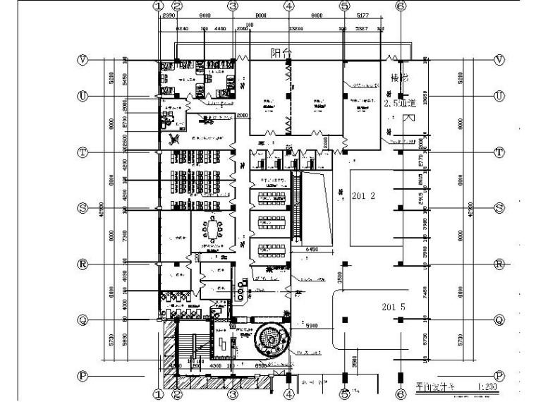 [广东]动感活泼的童年教育中心设计施工图(含效果图)