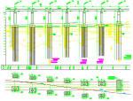 贵广特大桥钢混结构墩身钢板桩群桩基础承台施工方案128页(附计算书、CAD图纸)