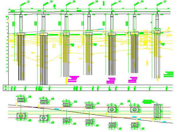 iv型钢板桩施工方案资料下载-贵广特大桥钢混结构墩身钢板桩群桩基础承台施工方案128页(附计算书、CAD图纸)