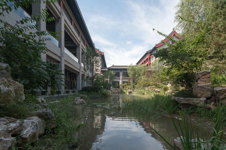 天津世茂生态城超五星级酒店景观