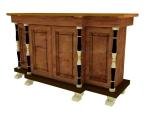 欧式古典柜子3D模型下载