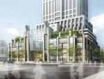 [上海]新世界大厦购物艺术中心改造建筑方案文本