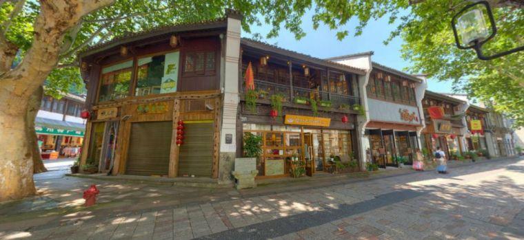 """蝶变新生""""——历史建筑活化利用成为南宋御街上的一家概念书店"""