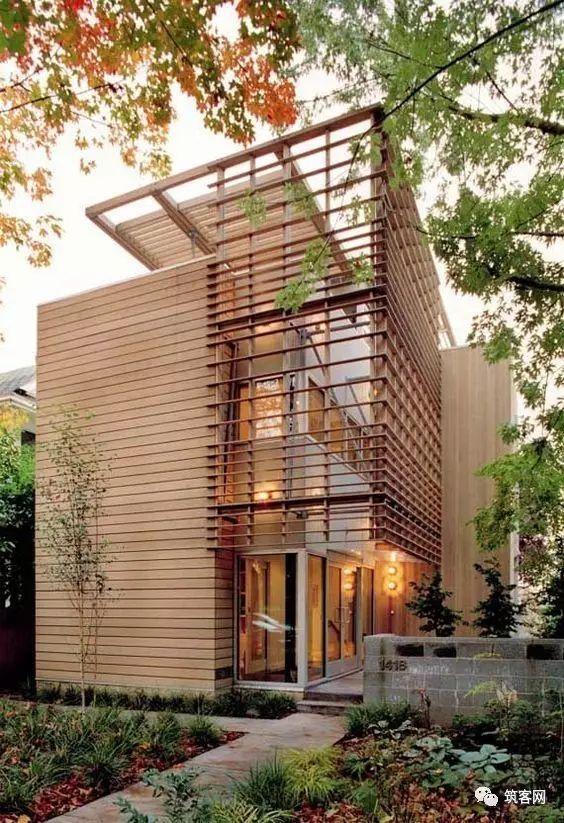 40款·简洁的现代别墅设计_13