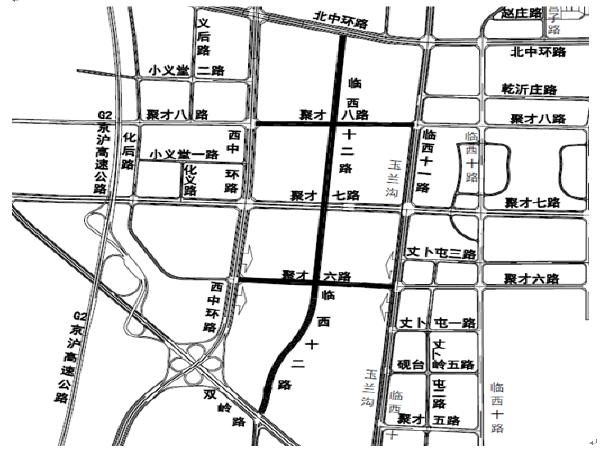 [临沂]市政道路施工组织设计(123页)
