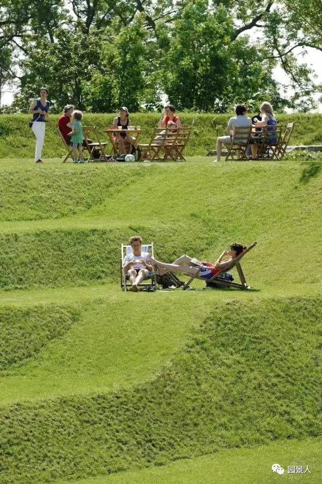 景观草坪 · 会呼吸的绿色空间