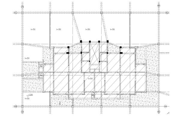 永嘉碧桂园翡翠郡项目工程高大模板专项施工方案