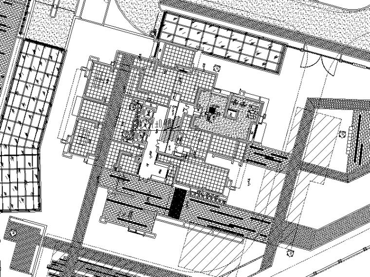 [四川]全套成都万科海荣景观规划设计施工及实景图