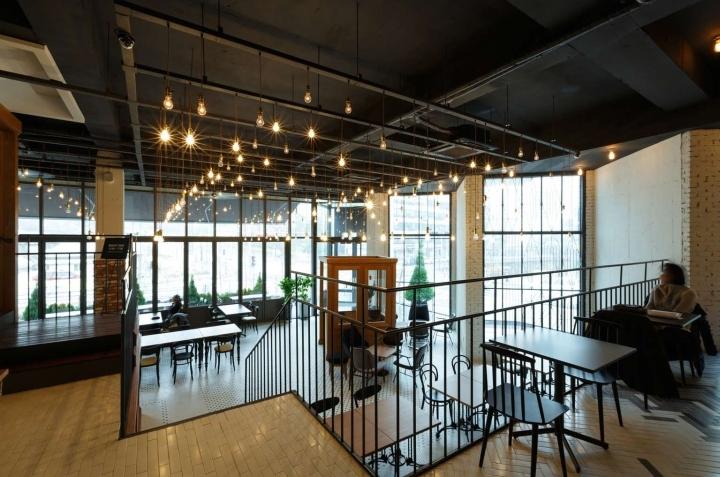 韩国ILBIANCO咖啡餐馆_4
