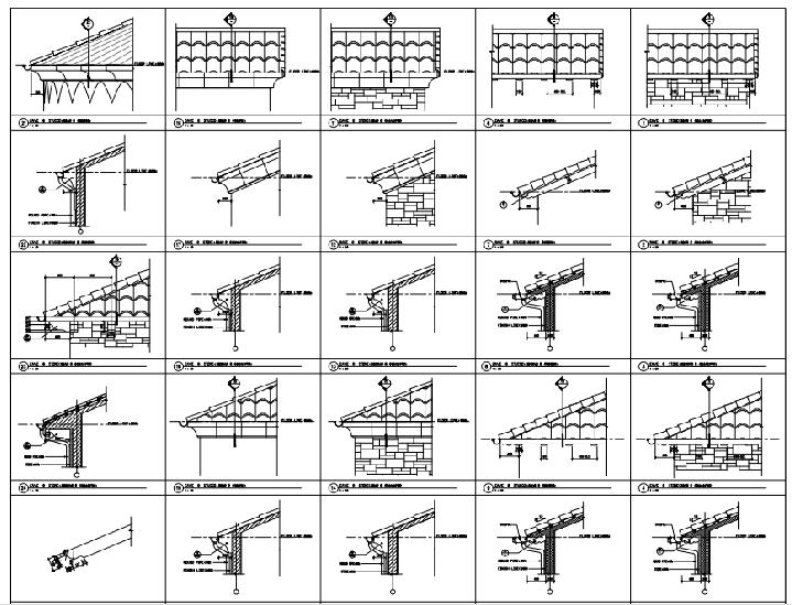 [云南]安宁温泉国际会议商业扩充设计方案文本(PDF)-节点大样图