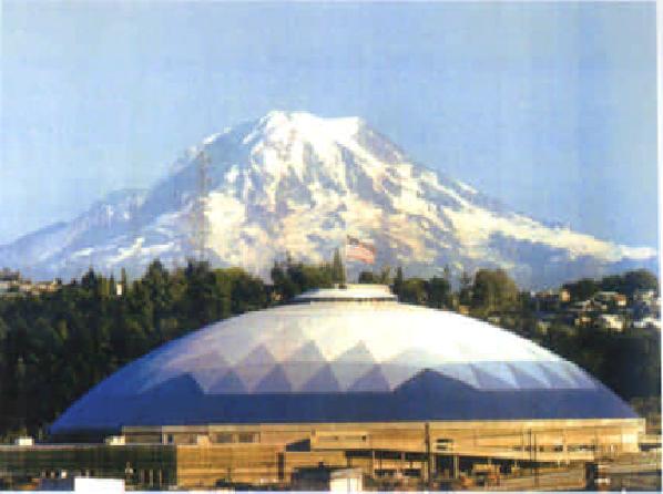 美国塔科马穹顶体育馆
