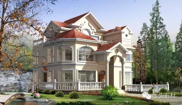 50套新农村别墅CAD设计图纸,回家盖房了!!
