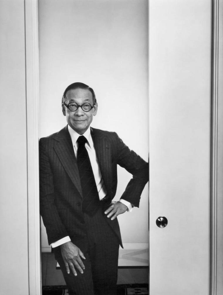 华裔建筑大师贝聿铭去世,享年102岁,贝老一路走好!