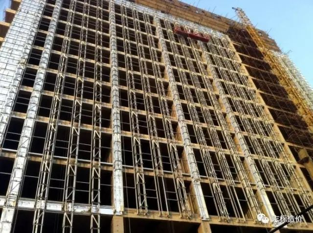 墙柱面清单工程量的计算