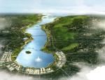 [辽东]泛亚国际:生态宜居新区滨海景观带概念规划