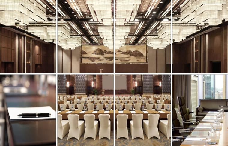 [四川]广安富盈国际会议中心酒店设计方案文本(52页)