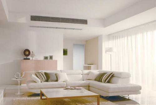 vrv中央空调设计案例资料下载-VRV、VAV、VWV、FCH,家用中央空调的这些形式你都知道吗