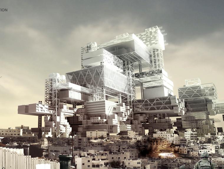 IFLA获奖作品集合资料下载-2012摩天大楼设计竞赛eVoloSkyscraperCompetition获奖作品