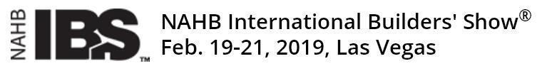 【2019.2.19-21】2019年美国拉斯维加斯建筑建材展IBS_1