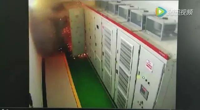 惨!配电室爆炸,3人当场身亡_1