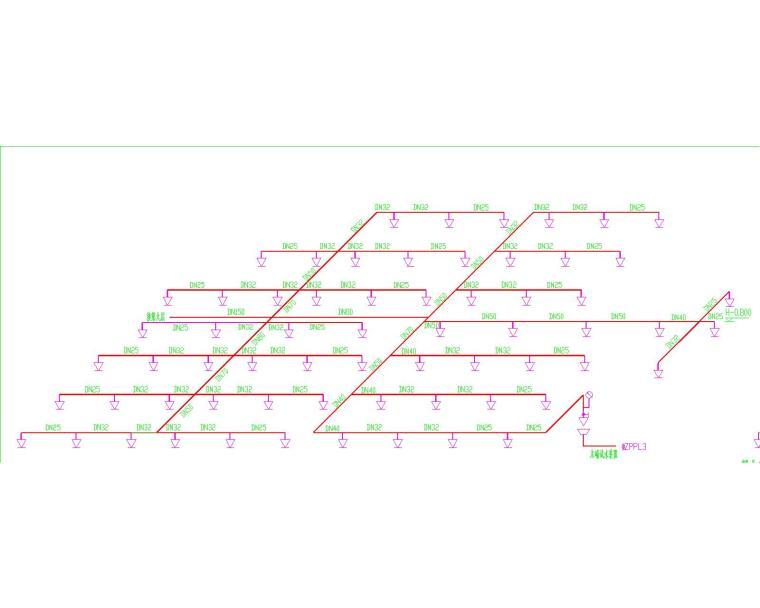 [山东]青岛某高层建筑给排水图集(含生活给水管道、排水管道、消防管道系统设计)_4