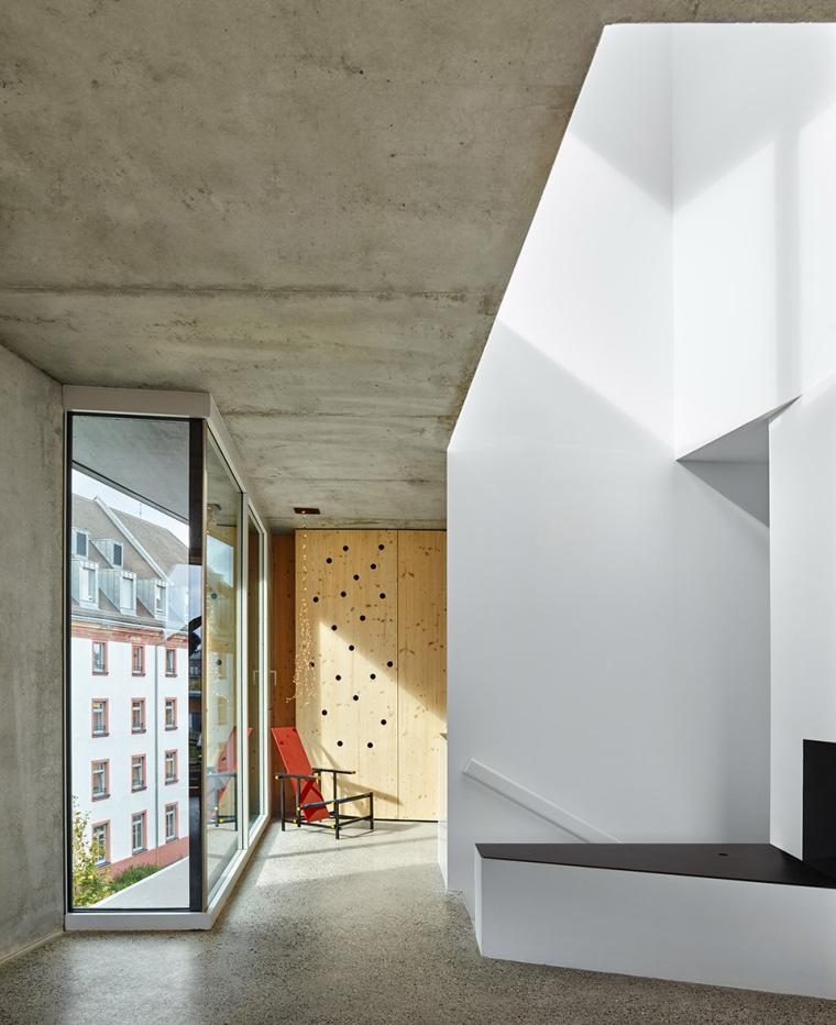 法国斯特拉斯堡办公室与住宅建筑-24