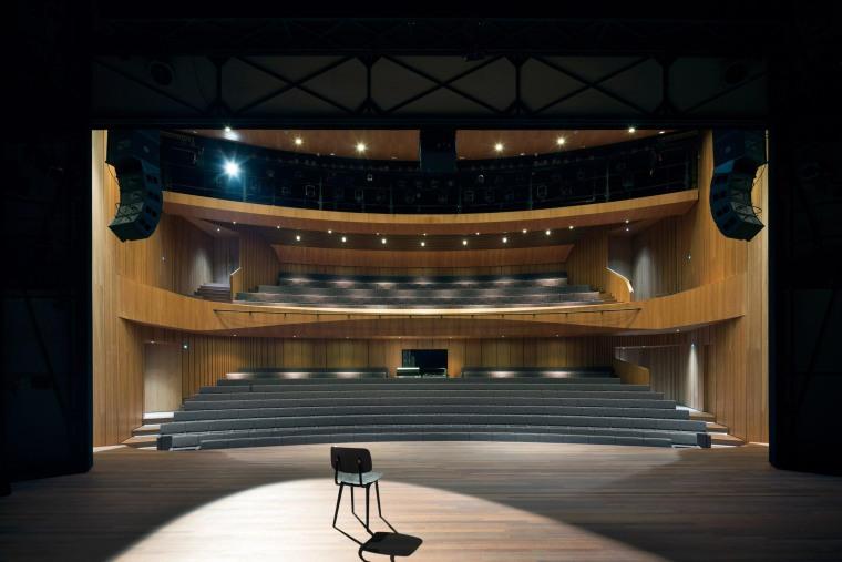 荷兰辛格拉伦博物馆新建剧院-8