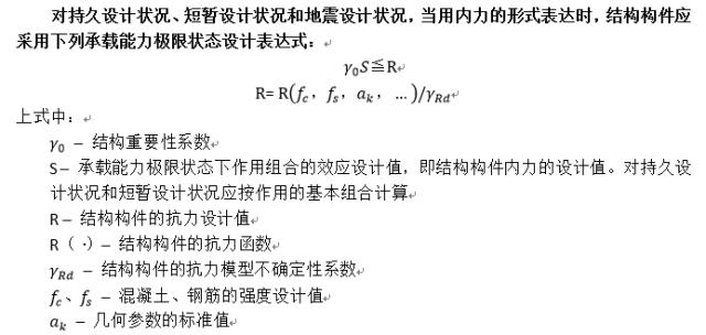关于抗滑桩和基坑设计中内力分项系数的取值问题_3