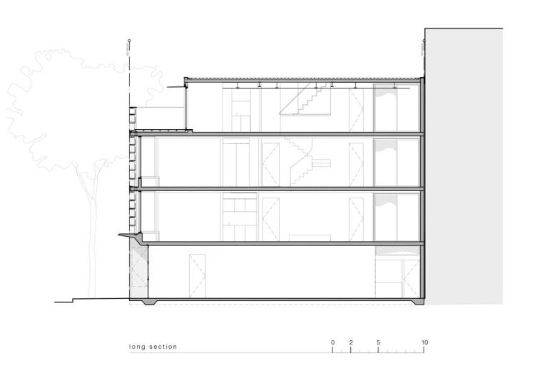 废品搭建起来蜂巢新办公大楼-16